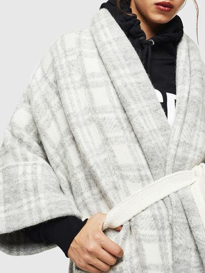 Diesel - M-BOU, Grey/White - Knitwear - Image 5