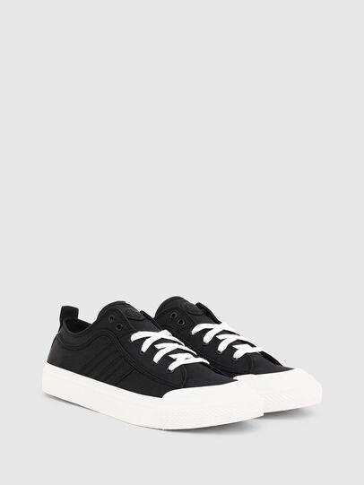 Diesel - S-ASTICO LOW LACE, Black - Sneakers - Image 2