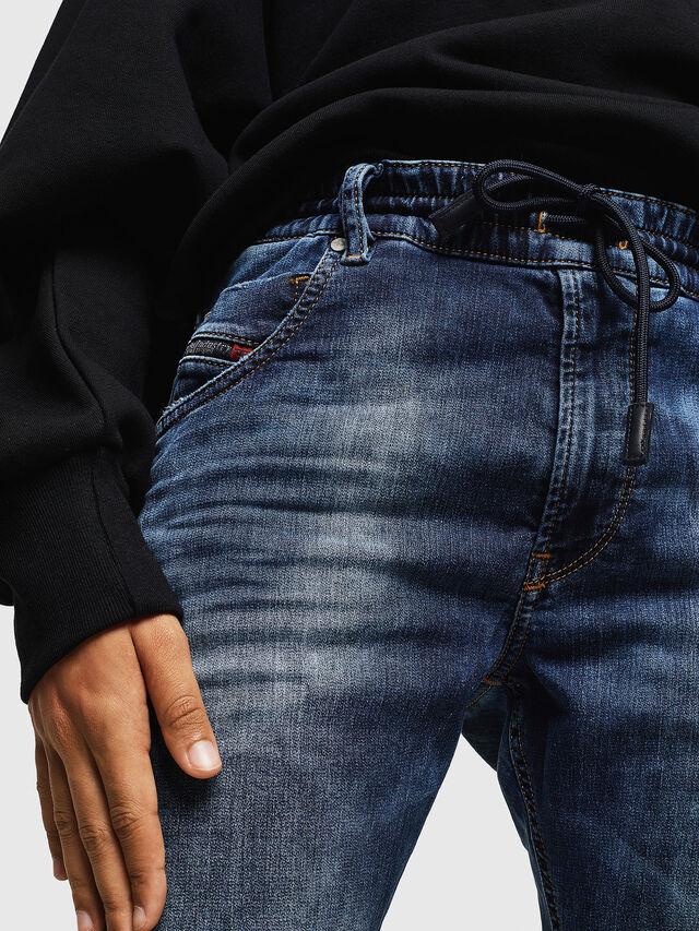 Diesel - Krailey JoggJeans 069AA, Medium blue - Jeans - Image 3