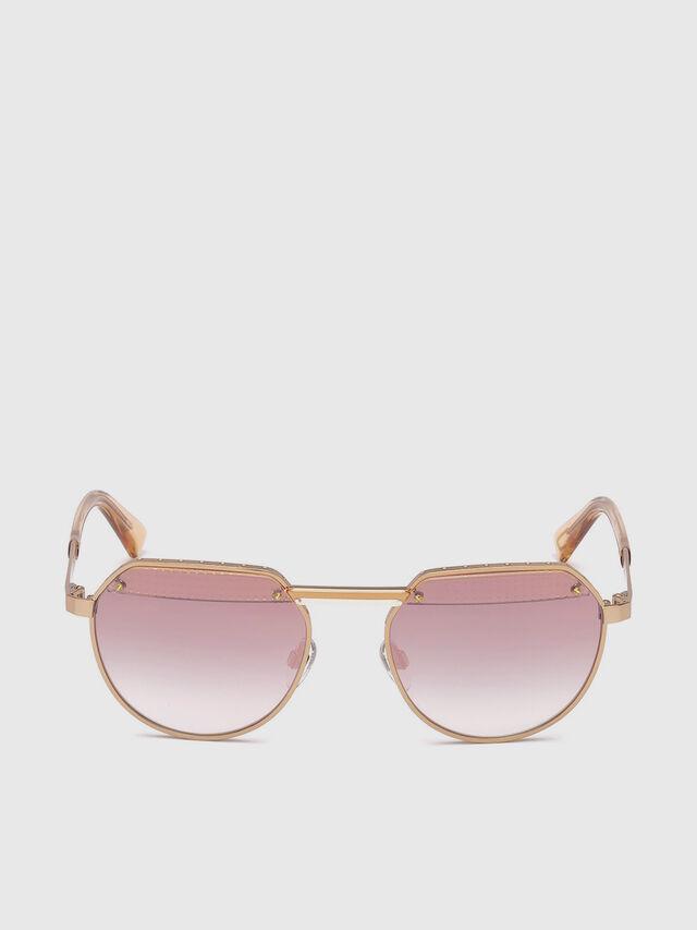 Diesel - DL0260, Pink - Eyewear - Image 1