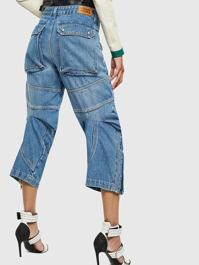 Diesel - DE-MIRY, Blue Jeans - Pants - Image 2