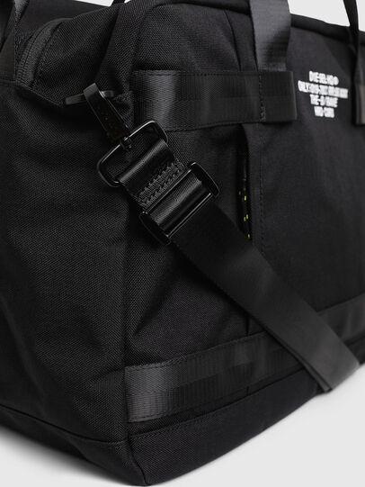 Diesel - SOLIGO, Black - Travel Bags - Image 4