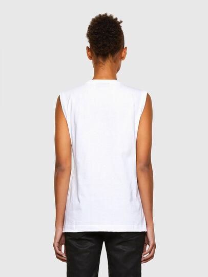 Diesel - T-PUNKYER-R1, White - T-Shirts - Image 2