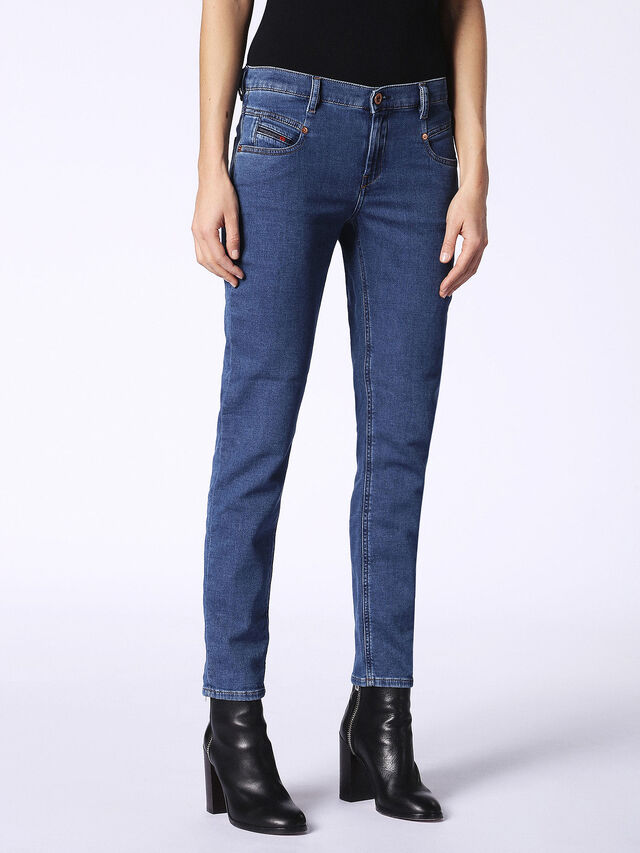 BELTHY JOGGJEANS 084PS, Blue Jeans