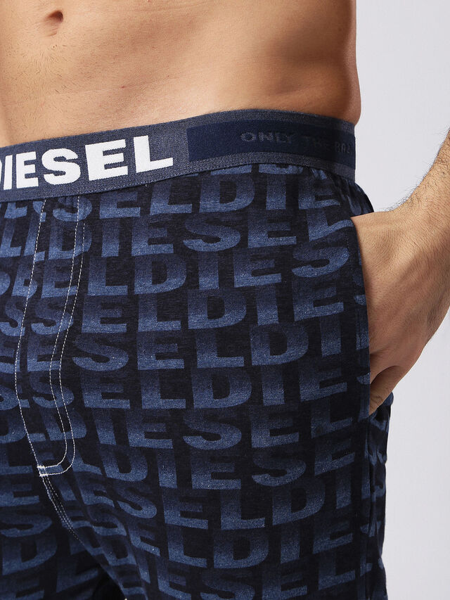 Diesel - UMLB-JULIO, Blue - Pants - Image 3