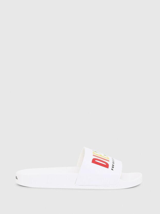 SA-VALLA W, White - Slippers
