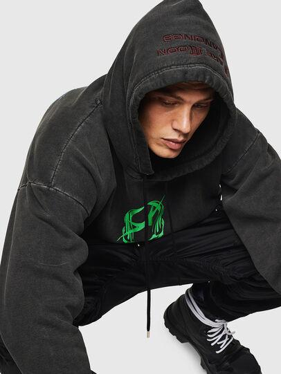 Diesel - S-ALBY-ACID, Black - Sweaters - Image 4