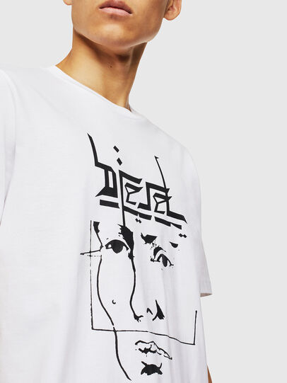 Diesel - T-JUST-J14,  - T-Shirts - Image 3
