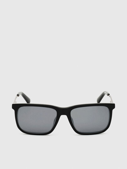 Diesel - DL0309, Black - Sunglasses - Image 1