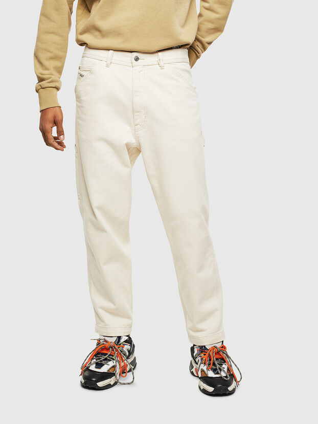 P-LAMAR, White - Pants