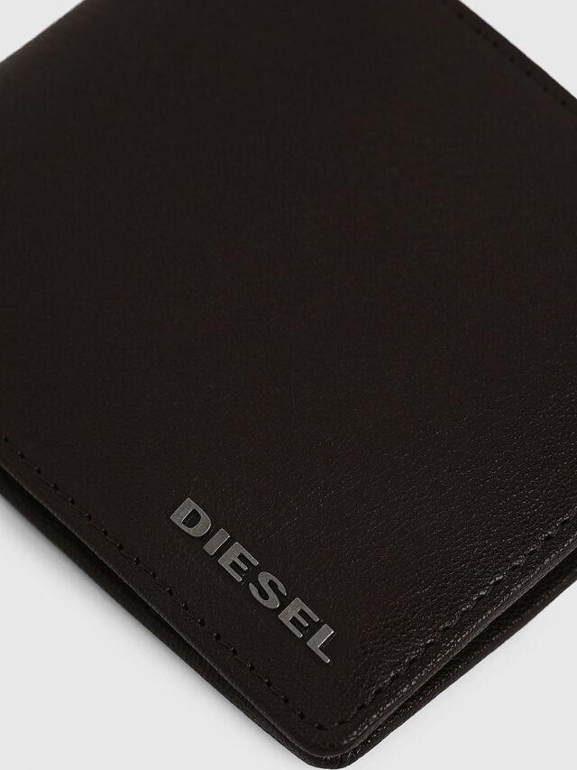 Diesel - HIRESH S, Brown - Small Wallets - Image 5