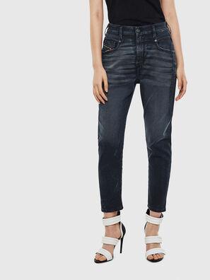 Fayza JoggJeans 069MD, Dark Blue - Jeans