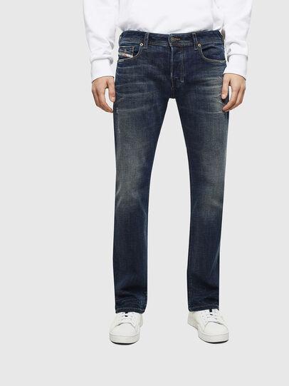 Diesel - Zatiny 0096U, Dark Blue - Jeans - Image 1