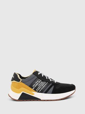S-BRENTHA FLOW, Black/Grey - Sneakers
