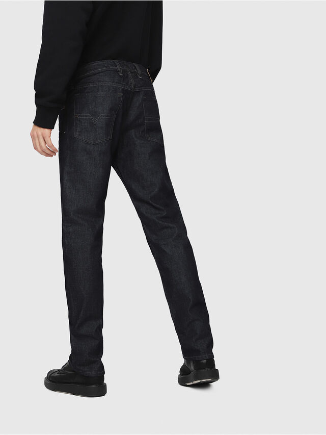 Diesel - Waykee 0088Z, Dark Blue - Jeans - Image 2