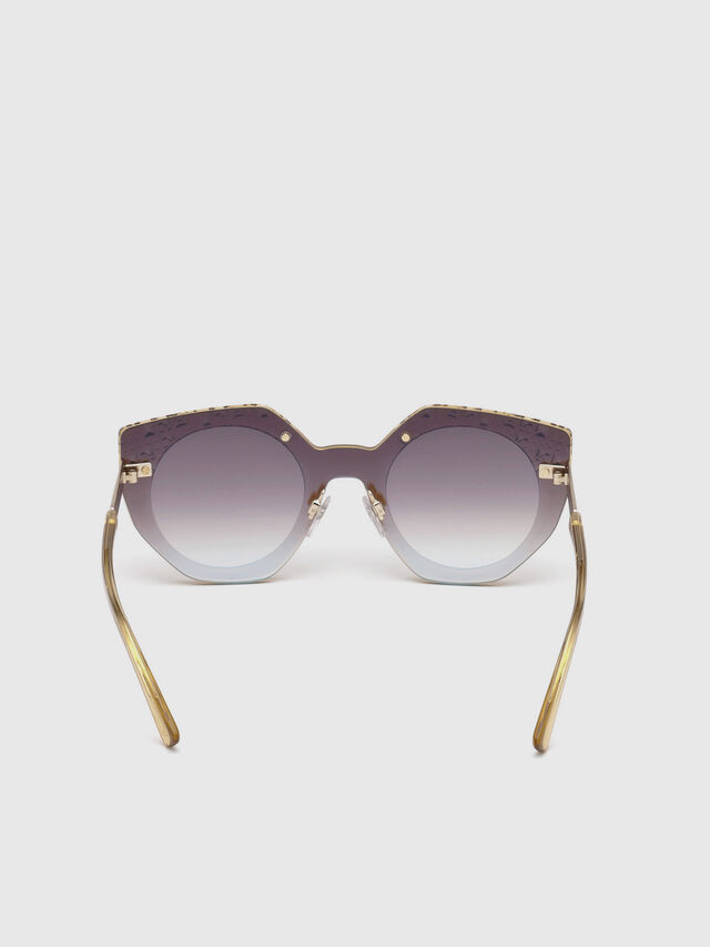 Diesel - DL0258, Honey - Eyewear - Image 4