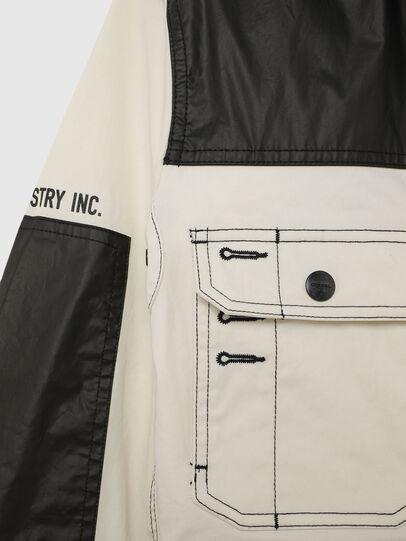 Diesel - JKENDY, White/Black - Jackets - Image 4