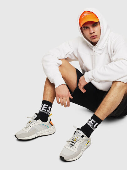 Diesel - S-SERENDIPITY LOW, White - Sneakers - Image 5