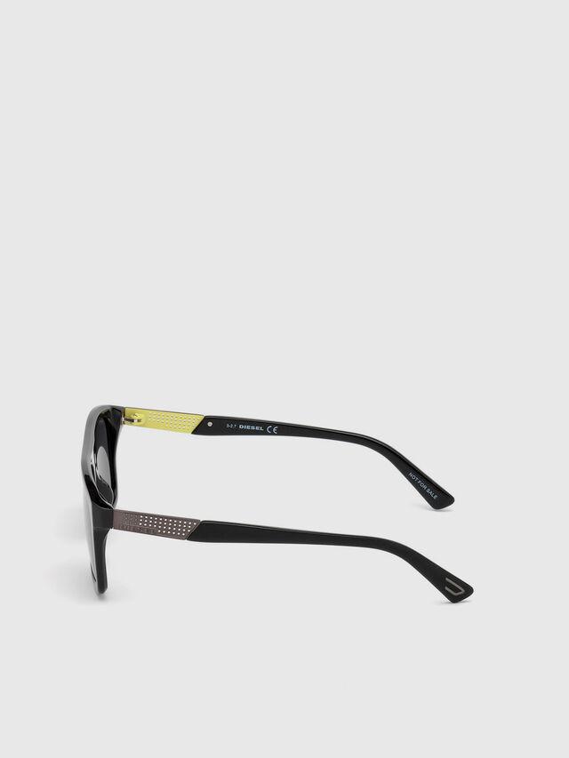 Diesel - DL0268, Black - Eyewear - Image 3
