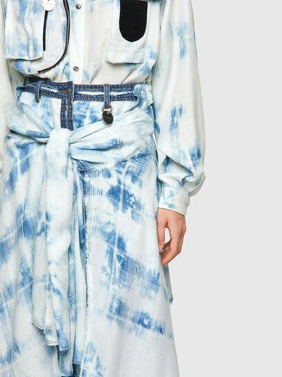 Diesel - O-SUSAN, White - Skirts - Image 3