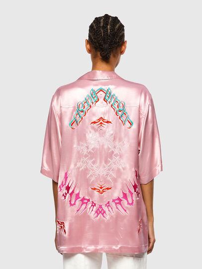 Diesel - S-MITCH, Pink - Shirts - Image 4