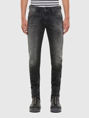 Thommer 009IU, Black/Dark grey - Jeans