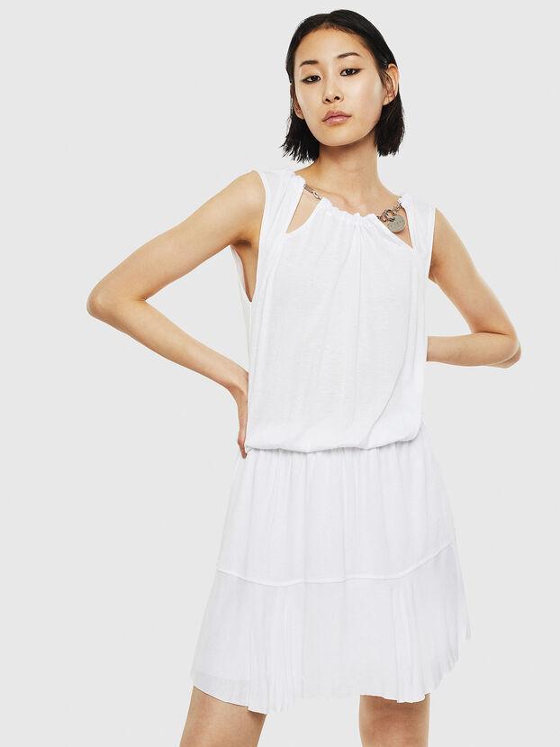 D-ROCKI, White - Dresses