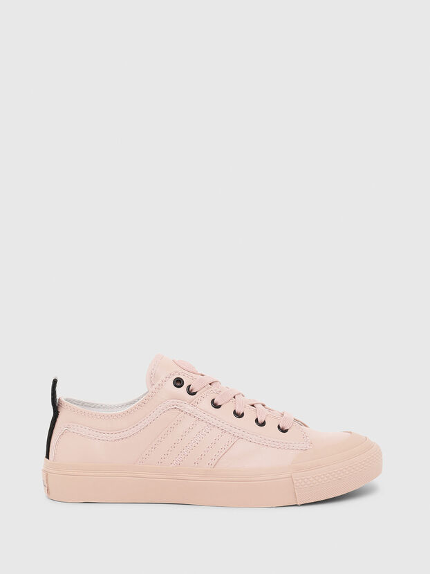 S-ASTICO LOW LACE W, Pink - Sneakers