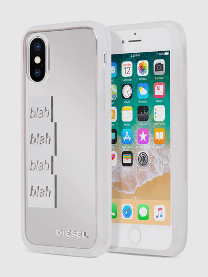 Diesel - BLAH BLAH BLAH IPHONE X CASE,  - Cases - Image 1