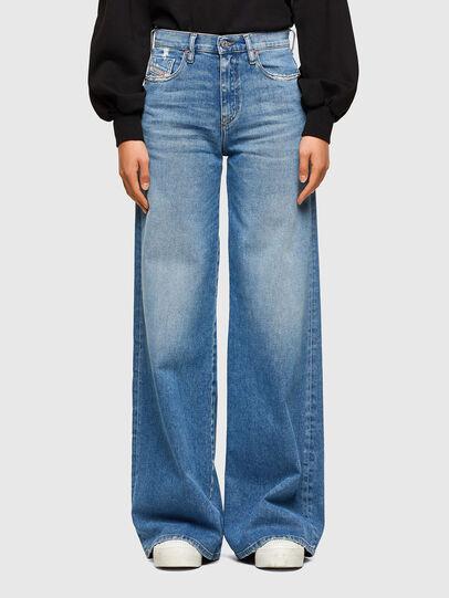 Diesel - D-Akemi 009EU, Light Blue - Jeans - Image 1