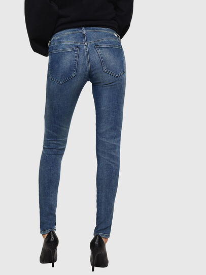 Diesel - Slandy 083AQ, Medium blue - Jeans - Image 2