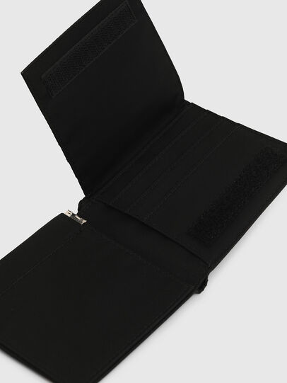 Diesel - HIRESH SP, Black - Small Wallets - Image 4
