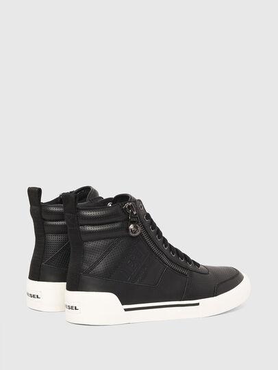 Diesel - S-DVELOWS MID CUT, Black - Sneakers - Image 3
