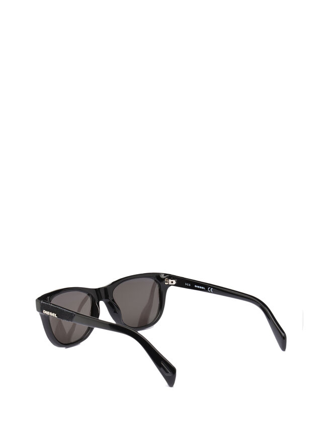 Diesel - DM0200, Black Jeans - Kid Eyewear - Image 4