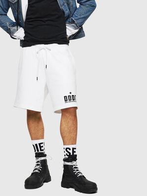 P-ALF-SHORT, White - Shorts