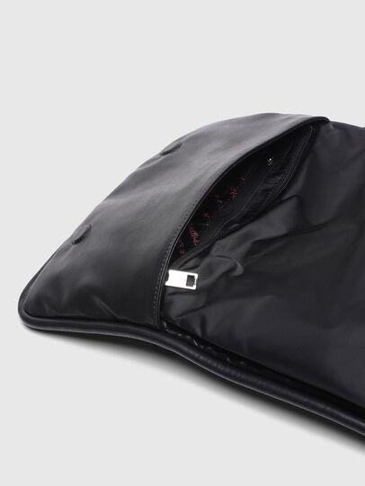 Diesel - EYEBAG, Black - Crossbody Bags - Image 5