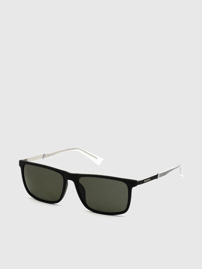 Diesel - DL0312, Black - Sunglasses - Image 2