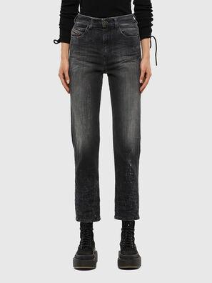 D-Eiselle 009IU, Black/Dark grey - Jeans
