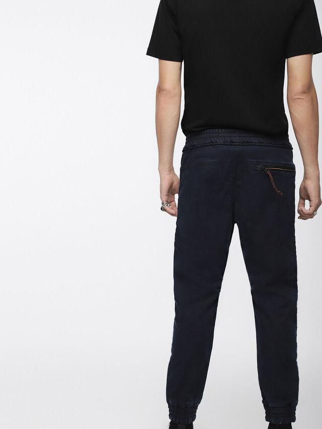 Diesel - Shaquil JoggJeans 0GASP, Dark Blue - Jeans - Image 2