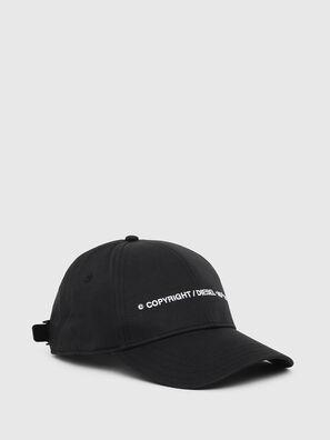 COMIXI, Black - Caps