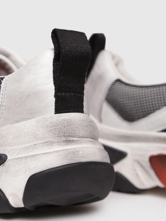 Diesel - S-KIPPER LC, White - Sneakers - Image 5