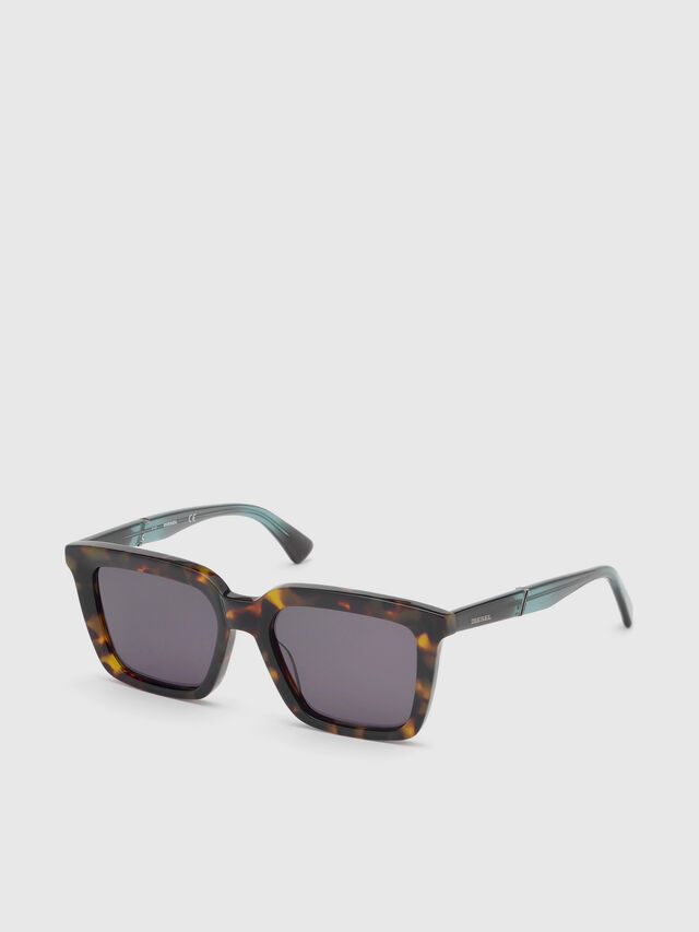 Diesel - DL0284, Multicolor - Sunglasses - Image 2