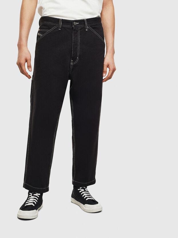 P-LAMAR, Black - Pants