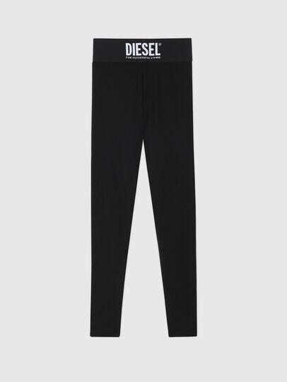 Diesel - UFLB-FAUSTIN-LP, Black - Pants - Image 1