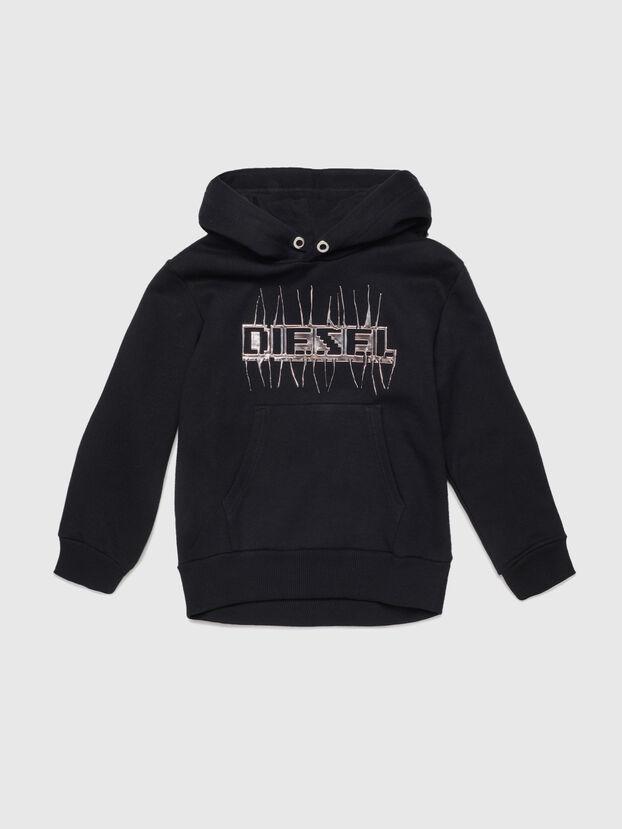 SGIRKHOODJ1 OVER, Black - Sweaters