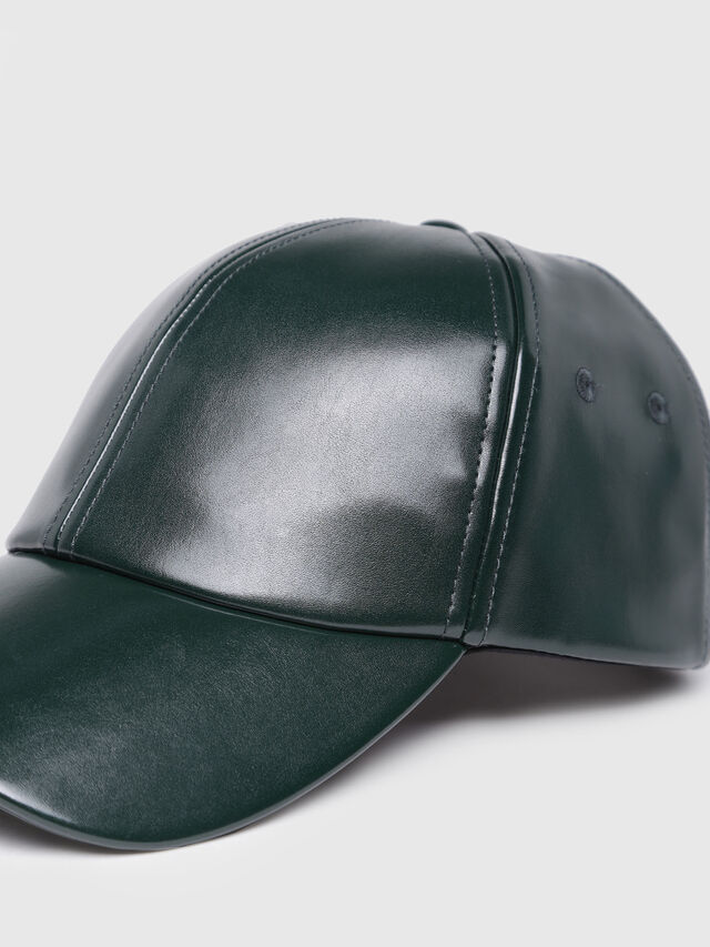 Diesel - CARINES, Bottle Green - Caps, Hats and Gloves - Image 3