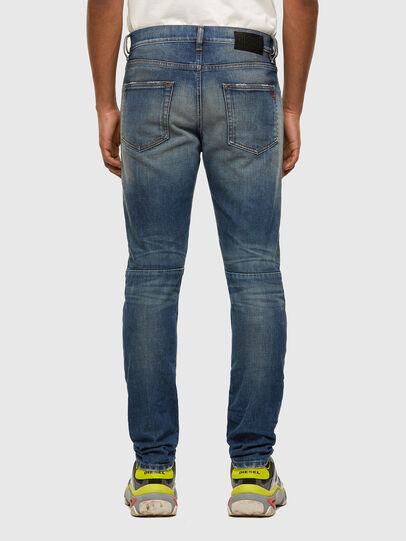 Diesel - D-Strukt 009HH, Medium blue - Jeans - Image 2