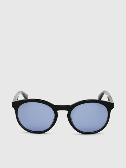 Diesel - DL0310, Black - Sunglasses - Image 1