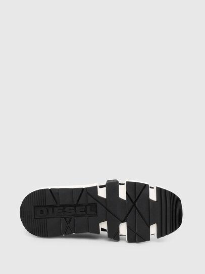 Diesel - H-PADOLA LOW SOCK, Black - Sneakers - Image 4