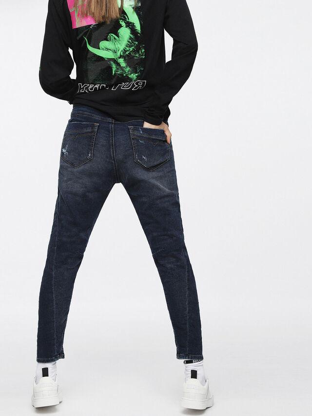 Diesel - Fayza JoggJeans 069BD, Dark Blue - Jeans - Image 2